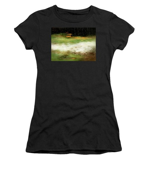 Untitled #8090498, From The Soul Searching Series Women's T-Shirt (Athletic Fit)