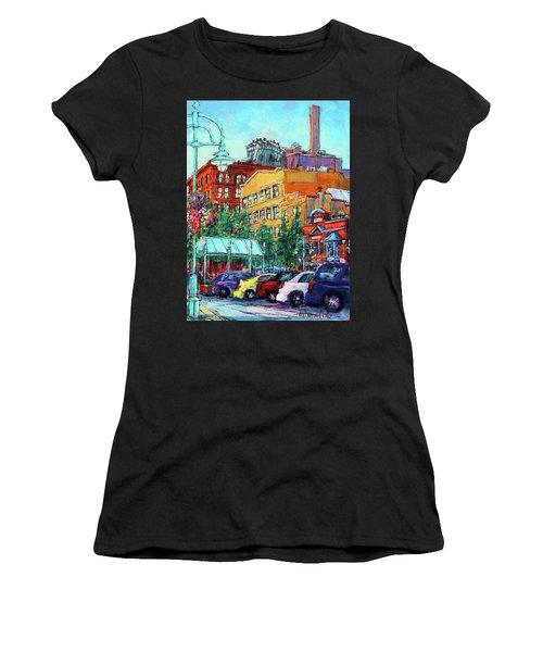 Up On Broadway Women's T-Shirt