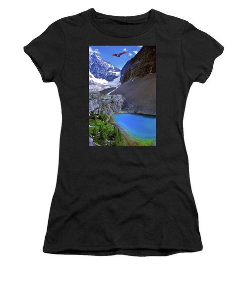 Up, Up, And Away Women's T-Shirt