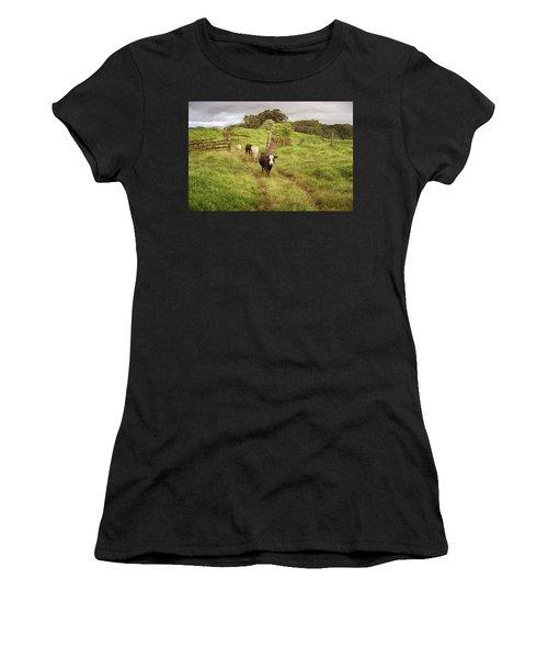 Upcountry Ranch Women's T-Shirt