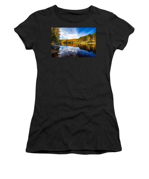 Upper Ammonoosuc River Women's T-Shirt