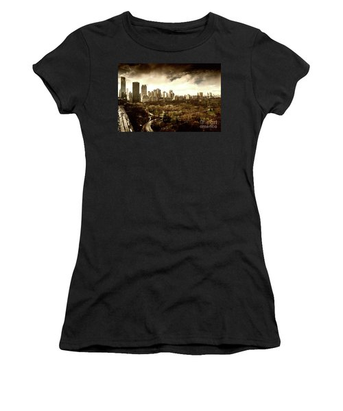 Upper West Side Of New York City Women's T-Shirt