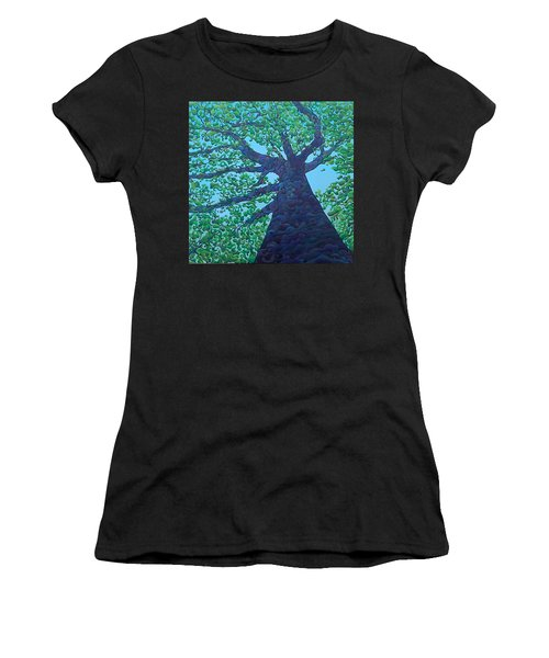 Upward Treejectory Women's T-Shirt