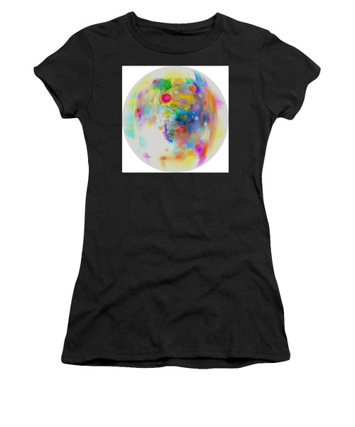 Uranus II  Women's T-Shirt (Athletic Fit)