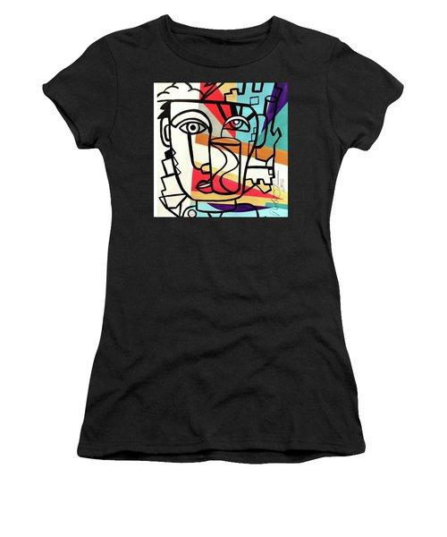 Urban Pop Art - Original Art Print Women's T-Shirt