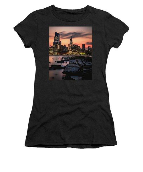 Urban Sunrise Women's T-Shirt