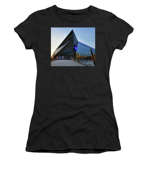 Usbank Stadium The Approach Women's T-Shirt