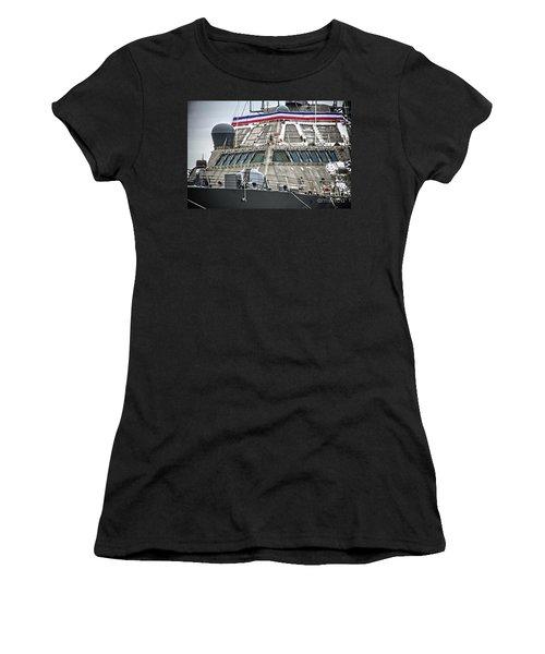 Uss Little Rock Lcs 9 Women's T-Shirt