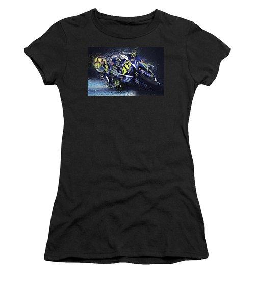 Valentino Rossi Women's T-Shirt