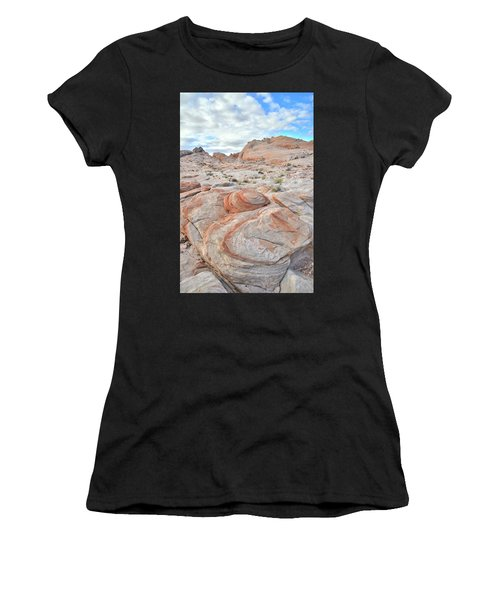 Valley Of Fire Beehives Women's T-Shirt (Athletic Fit)