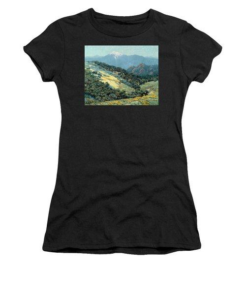 Valley Splendor Women's T-Shirt