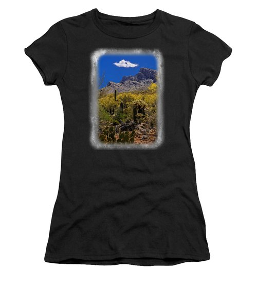 Valley View No.2 Women's T-Shirt (Athletic Fit)