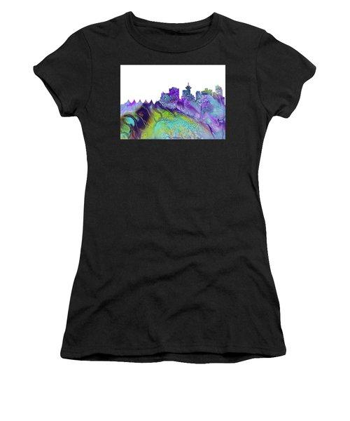 Vancouver Skyline Women's T-Shirt
