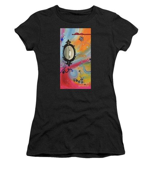 Vanity Escapes Women's T-Shirt (Athletic Fit)