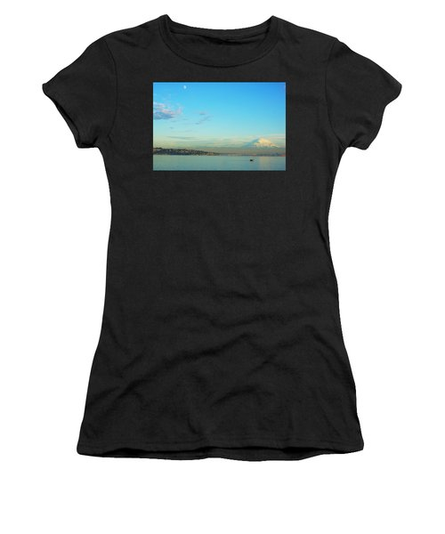 Vashon Island Women's T-Shirt (Athletic Fit)