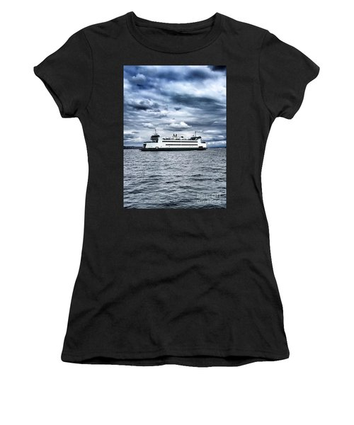 Vashon Island Ferry Women's T-Shirt