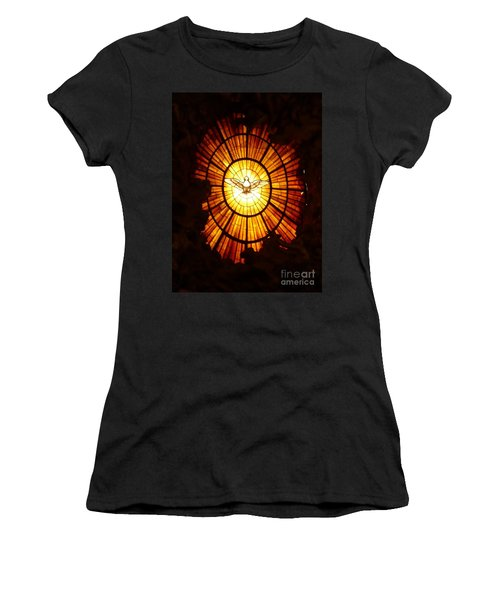 Vatican Window Women's T-Shirt (Athletic Fit)