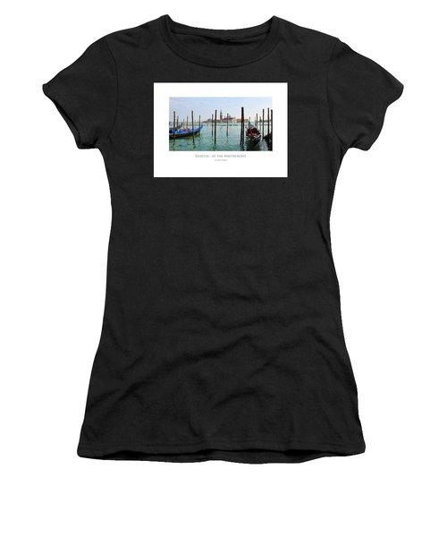Venetia - At The Waterfront Women's T-Shirt