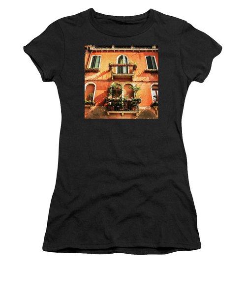 Venetian Windows Women's T-Shirt