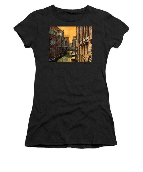 Venezia Al Tramonto Women's T-Shirt