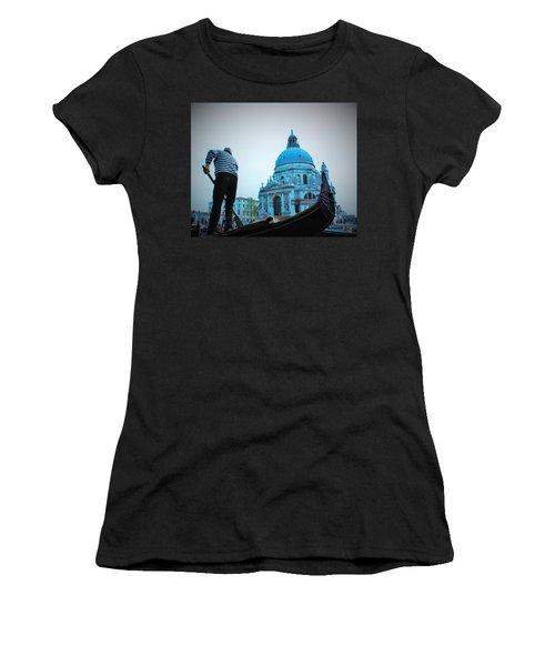Venezia Women's T-Shirt (Athletic Fit)