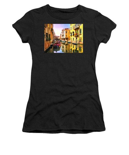 Venice Morning Women's T-Shirt