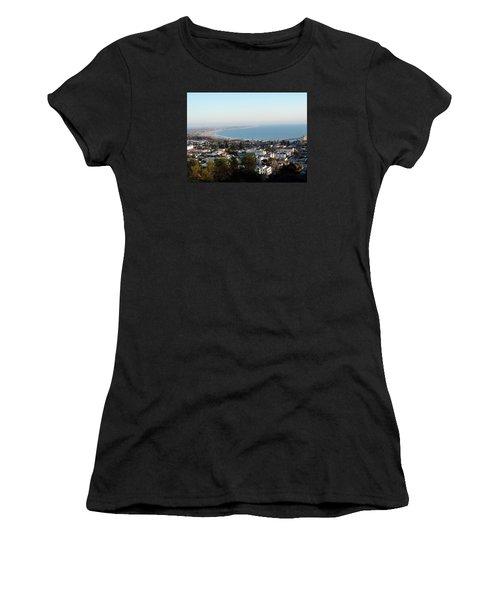Ventura Coastline Women's T-Shirt (Athletic Fit)