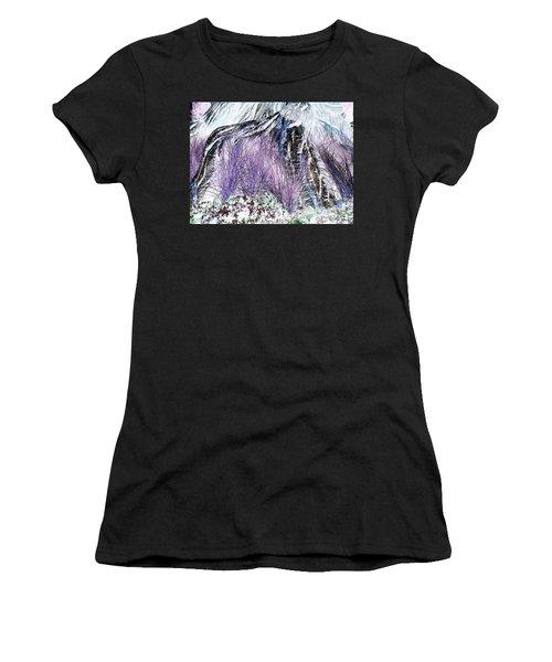 Venus Blue Garden Women's T-Shirt