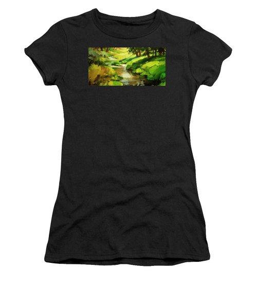 Verdant Banks Women's T-Shirt