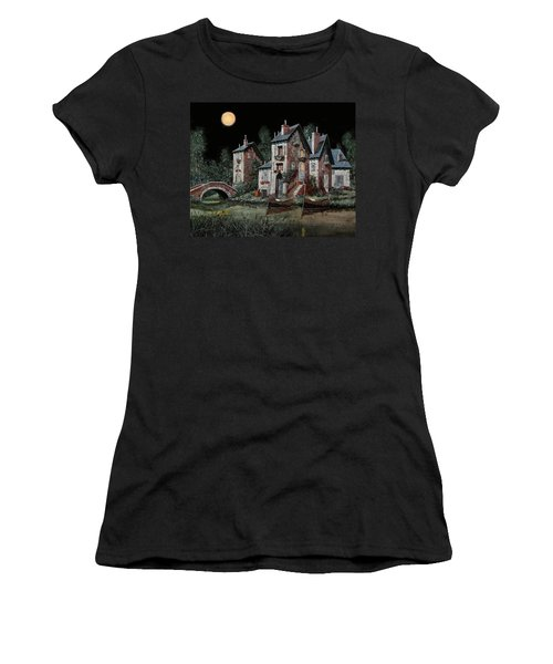 Verde Notturno Women's T-Shirt