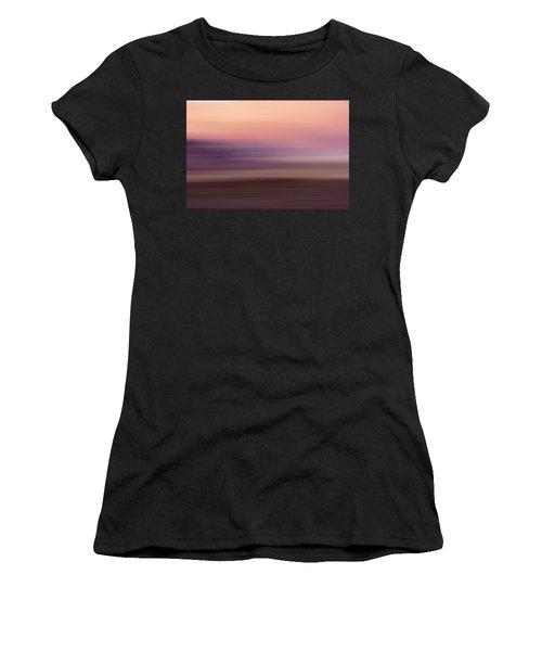 Vermilion Cliff At Dusk Women's T-Shirt