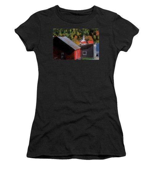 Vermont Again Women's T-Shirt (Athletic Fit)