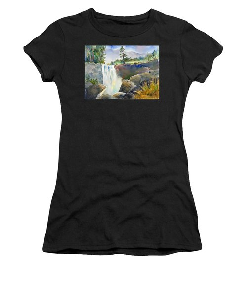 Vernal Falls Women's T-Shirt