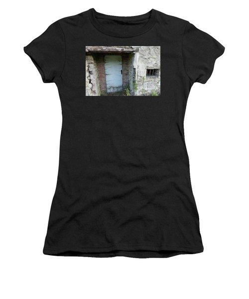 Very Long Locked Door Women's T-Shirt