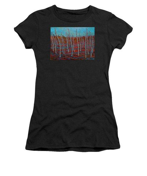 Vestige Women's T-Shirt (Athletic Fit)
