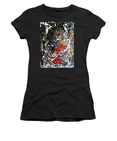 Vicious Circle Women's T-Shirt (Junior Cut) by Elf Evans