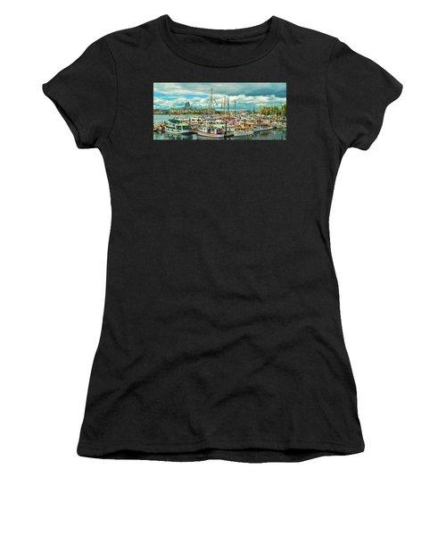 Victoria Harbor 1 Women's T-Shirt