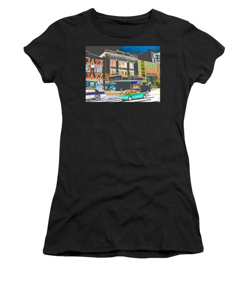 Victoria Theater 125th St Nyc Women's T-Shirt
