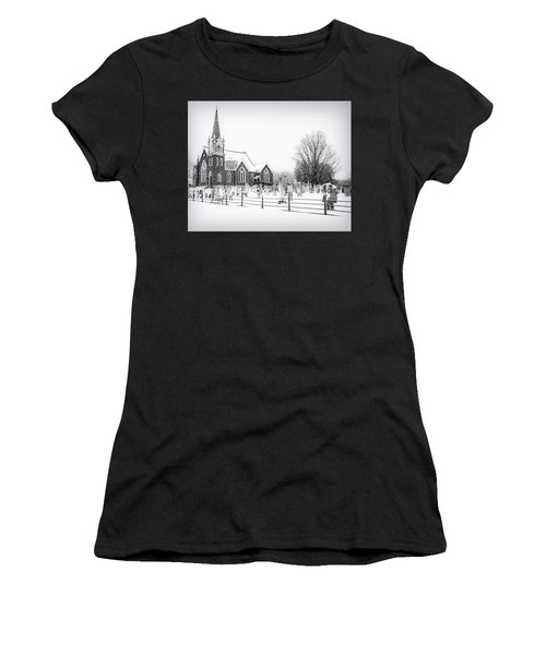 Women's T-Shirt featuring the photograph Victorian Gothic by Kendall McKernon
