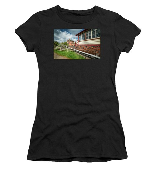 Victorian Railway Station Women's T-Shirt