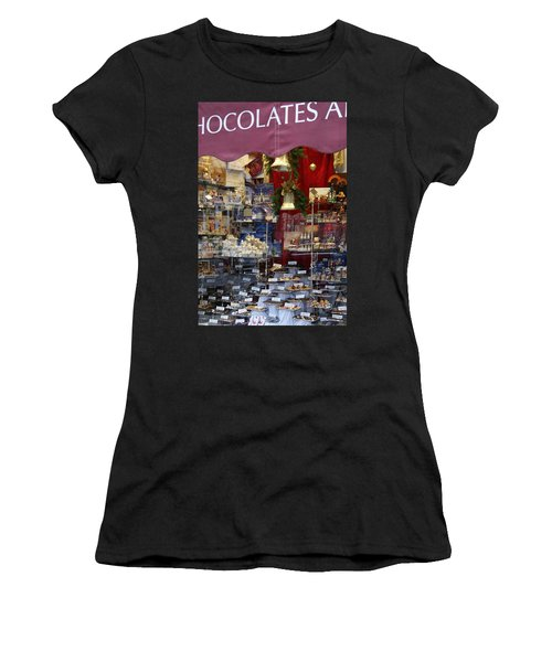 Vienna Chocolatier Shop Women's T-Shirt