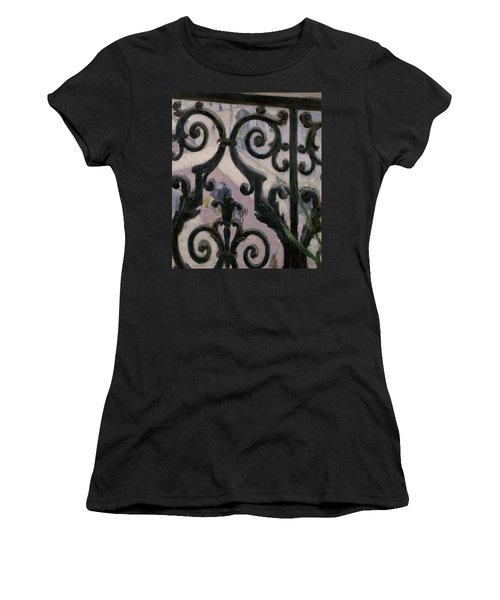 View From A Balcony Women's T-Shirt