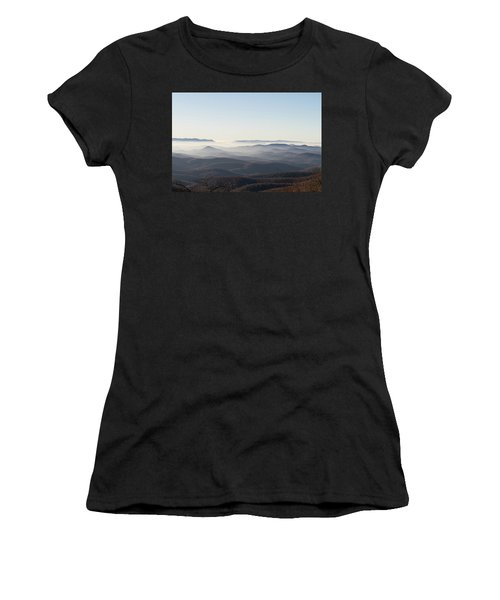 View From Blood Mountain Women's T-Shirt