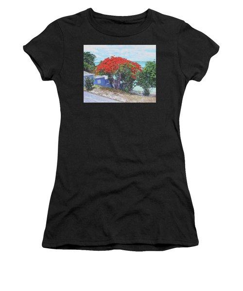 View From Hill Street Women's T-Shirt