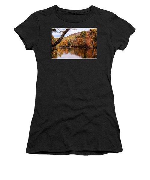 View From Manhan Rail Trail Women's T-Shirt
