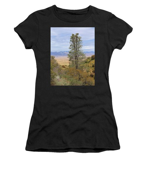 View From Pine Canyon Rd Women's T-Shirt