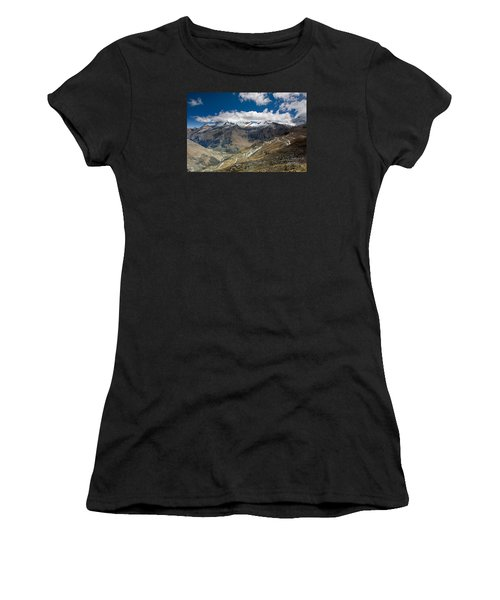 View From Portachuelo Pass Women's T-Shirt