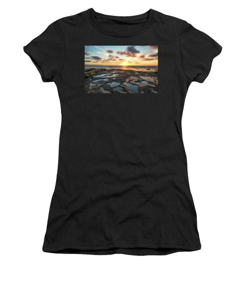 View From The Reef Women's T-Shirt (Athletic Fit)