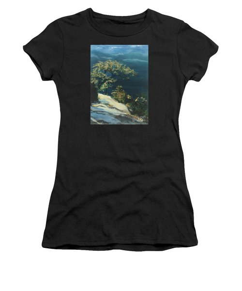 View From The Top Women's T-Shirt (Athletic Fit)
