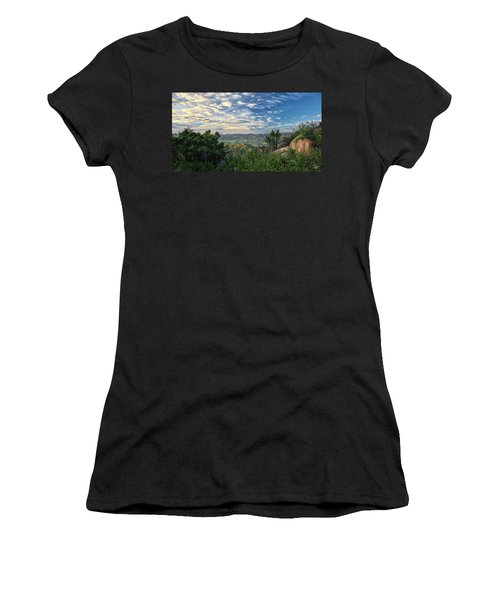 View Of Simi Valley Women's T-Shirt